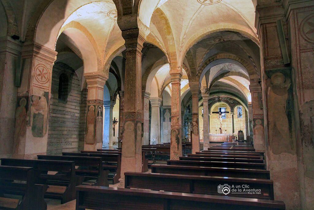 Iglesia inferior de San Fermo de Verona