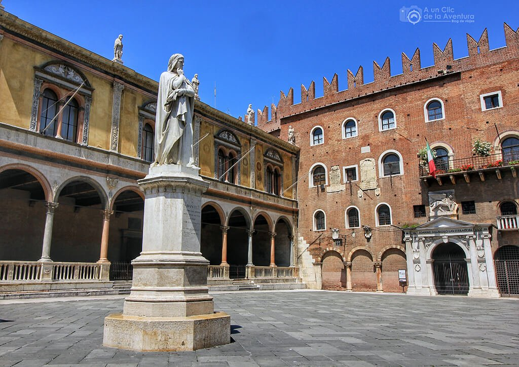 Plaza de los Señores de Verona