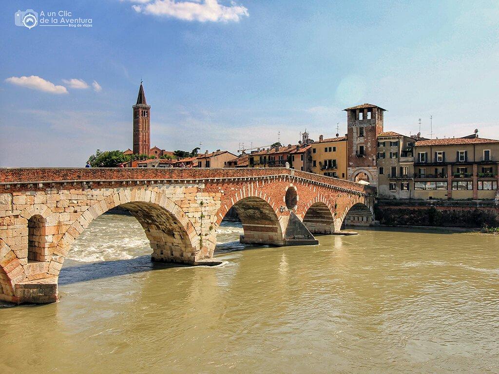 Puente de Piedra de Verona