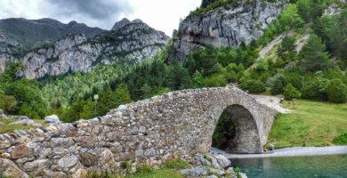 Puente de San Nicolás de Bujaruelo