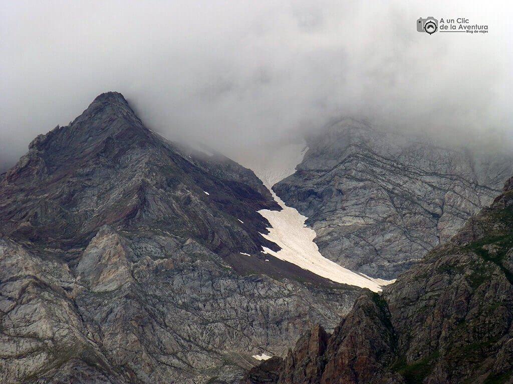 Glaciar del Viñamala o Vignemale