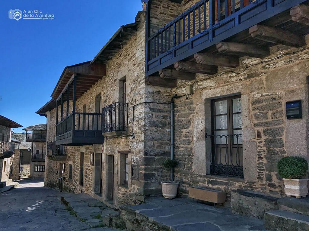 Arquitectura tradicional de Puebla de Sanabria
