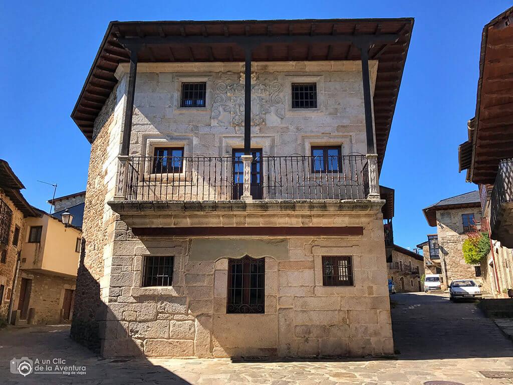 Casa blasonada de Puebla de Sanabria