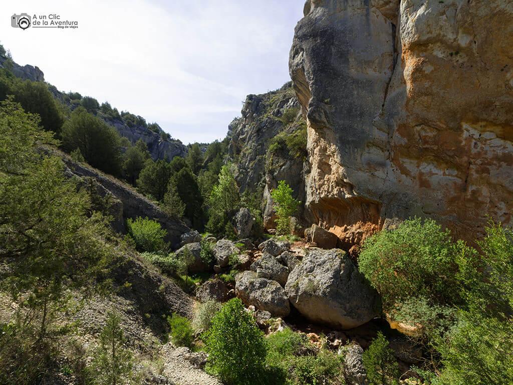 Arroyo de la Estacada - Qué hacer en el Valle del Arlanza, Burgos