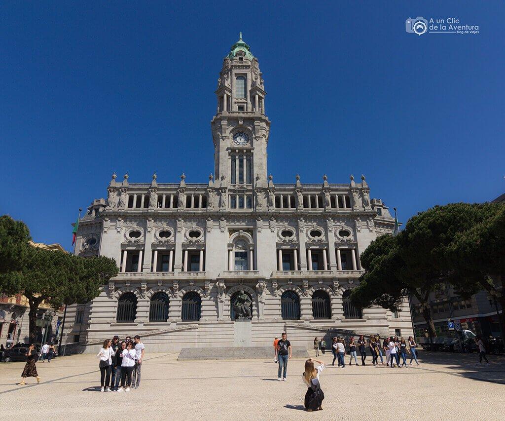 Ayuntamiento de Oporto - Oporto y norte de Portugal