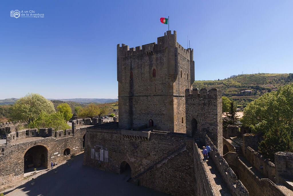 Castillo de Braganza - Oporto y norte de Portugal