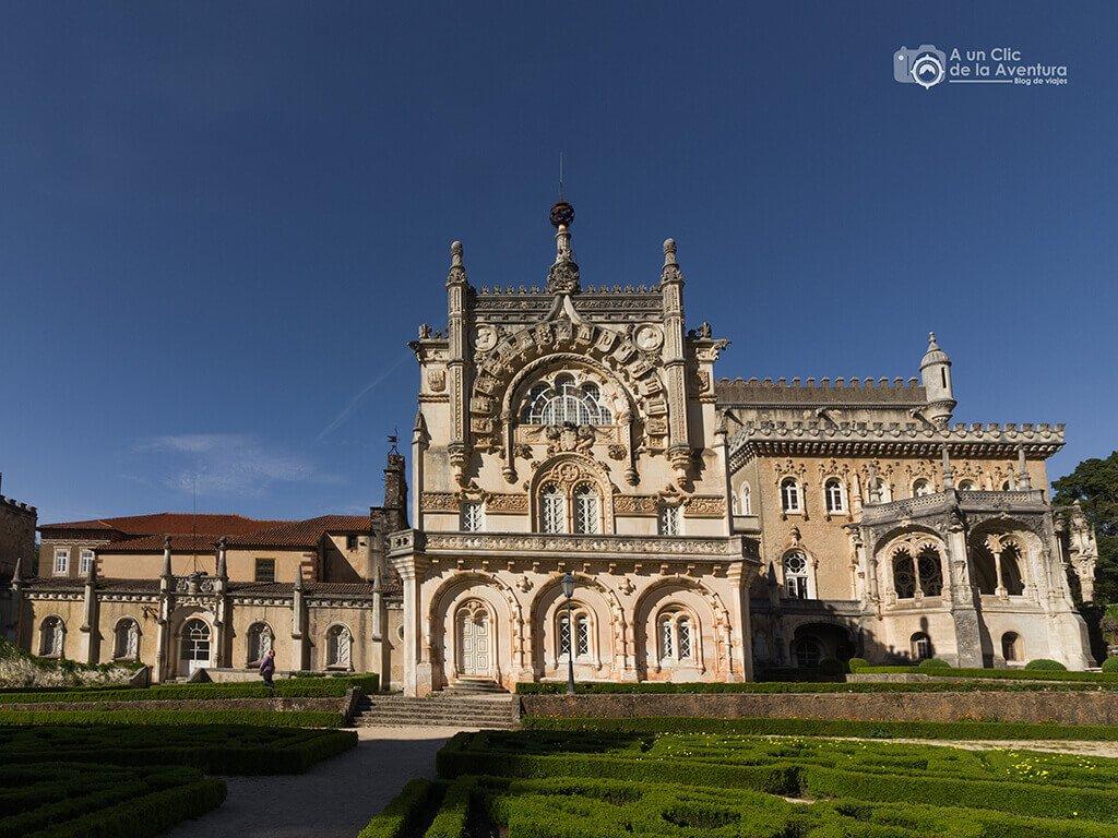 Palacio de Buçaco - Oporto y norte de Portugal