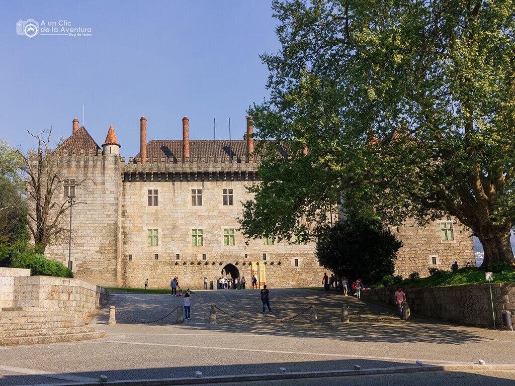 Palacio de los Duques de Braganza en Guimaraes - Oporto y norte de Portugal