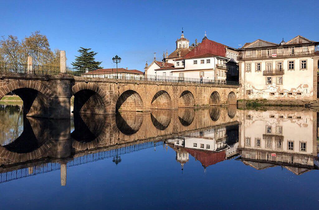 Chaves, la ciudad del agua al norte de Portugal