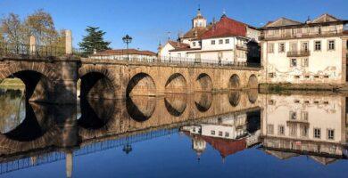 Puente de Trajano. Qué ver en Chaves
