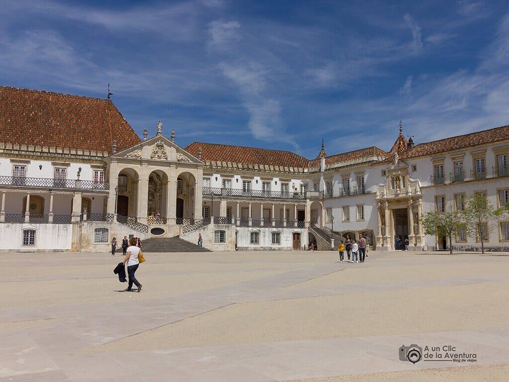 Universidad de Coimbra - Oporto y norte de Portugal