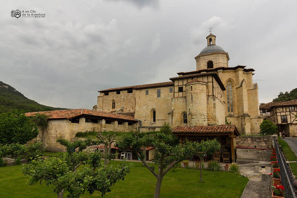 Iglesia Colegiata de Santa María de Valpuesta - qué ver en las Merindades de Burgos