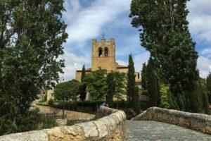 Puente e iglesia de San Juan - Que ver en Aranda de Duero