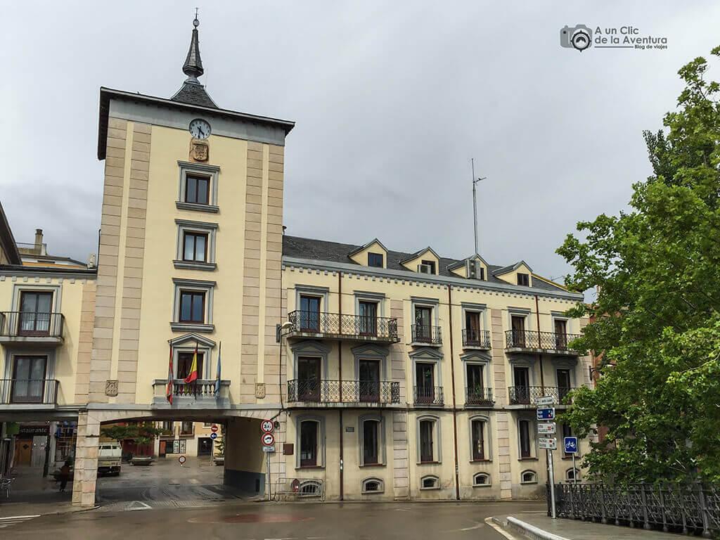 Torre y Ayuntamiento - Que ver en Aranda de Duero