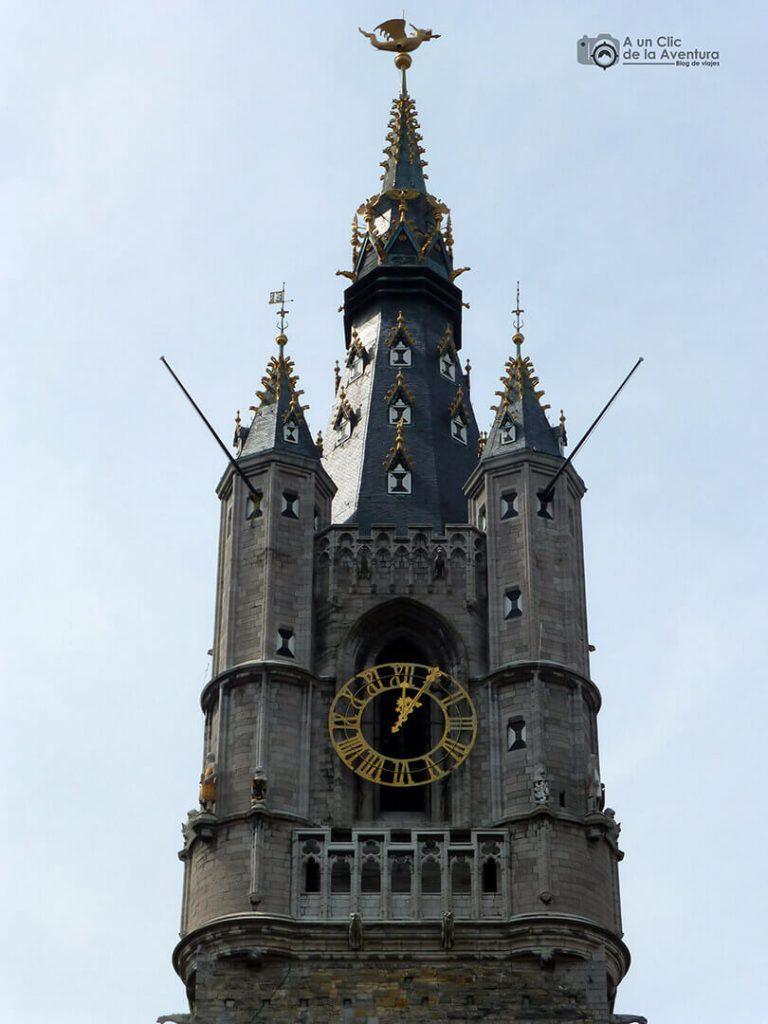 Belfort - Qué ver en Gante