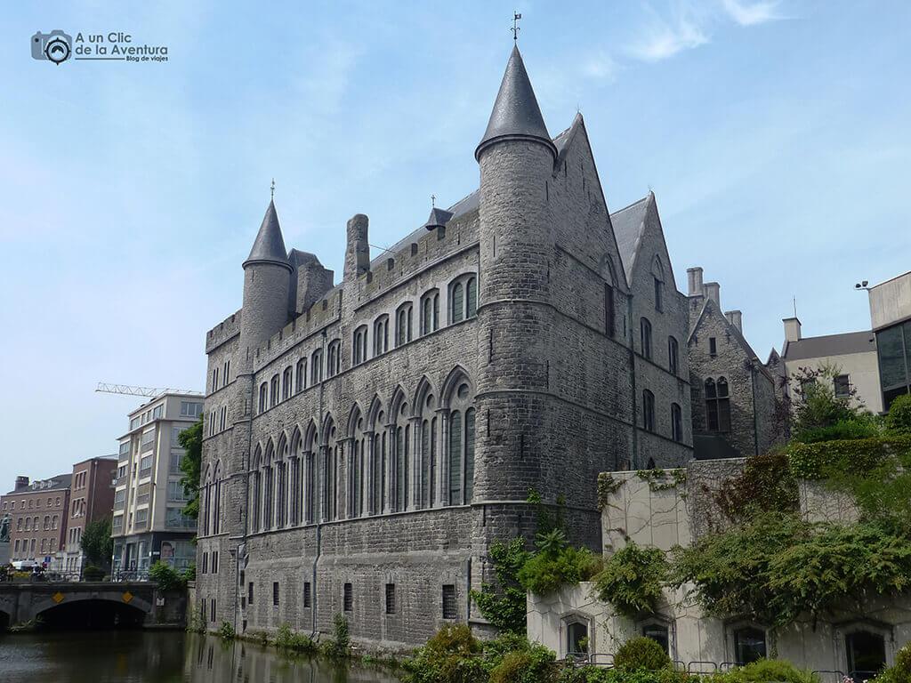 Castillo de Gerardo el Diablo - Qué ver en Gante