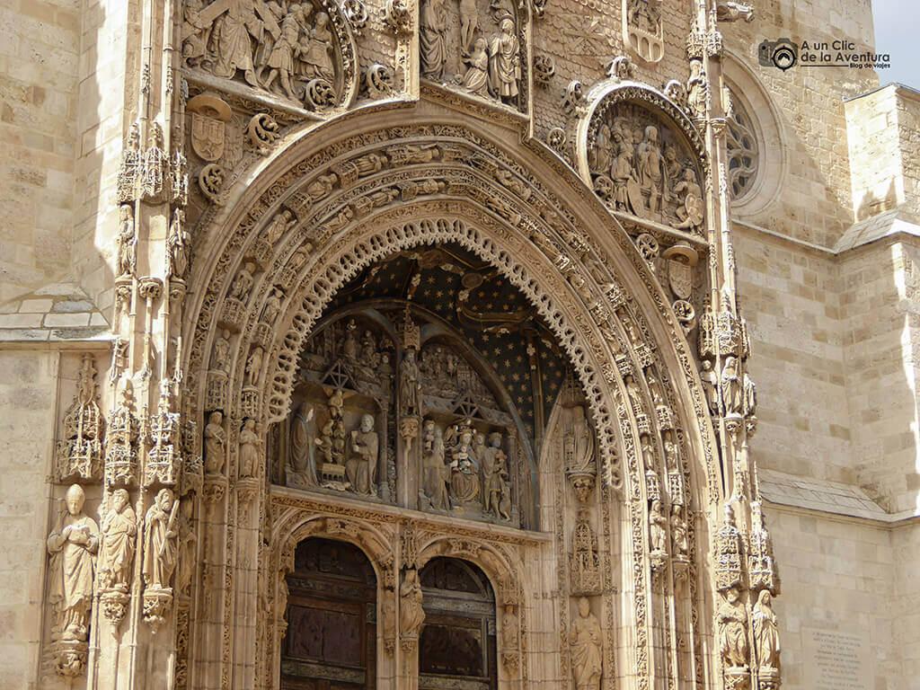 Iglesia de Santa María la Real - Que ver en Aranda de Duero