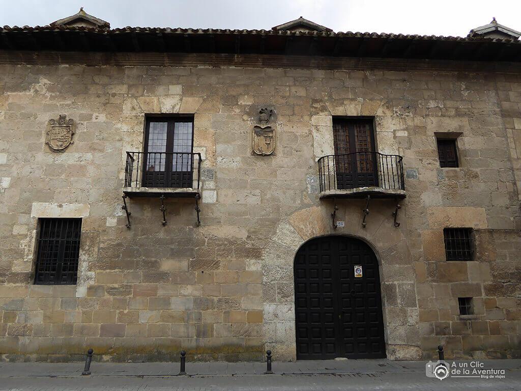 Palacio de los Berdugo - Que ver en Aranda de Duero