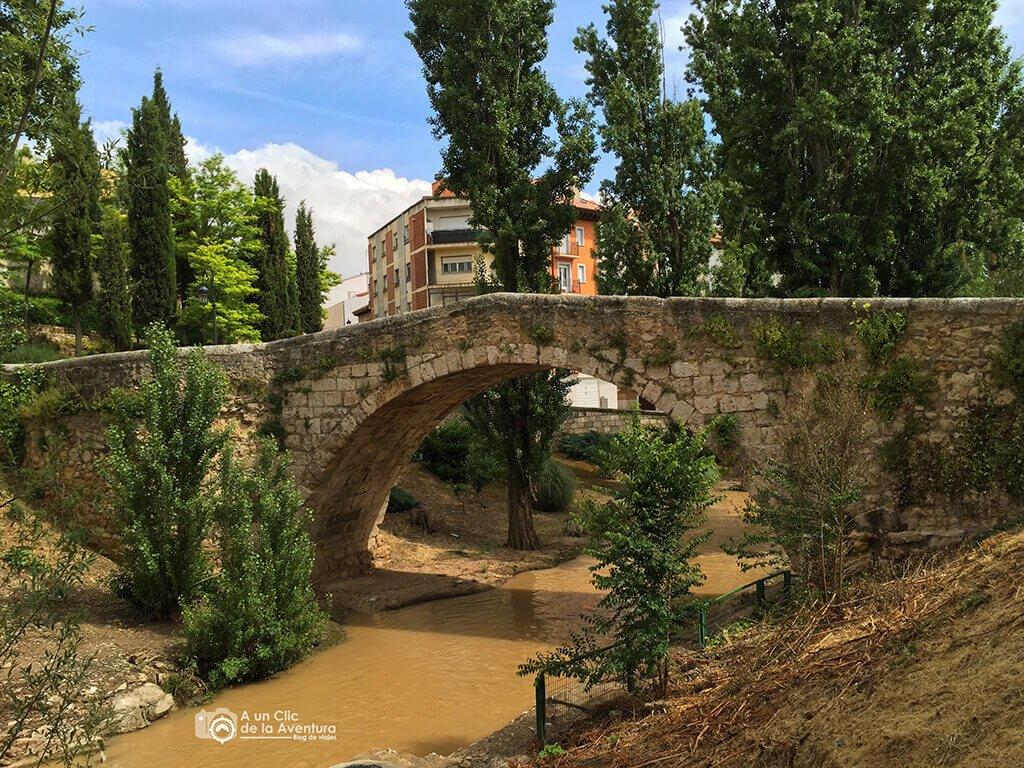 Puente de las Tenerías - Que ver en Aranda de Duero