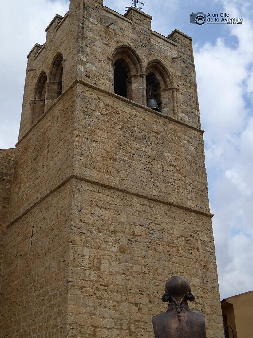 Torre de la iglesia de San Juan - Que ver en Aranda de Duero