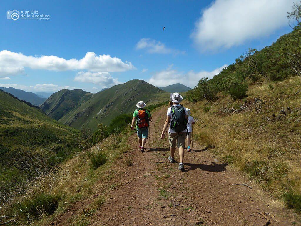 Camín Real de la Mesa - Cosas que hacer en el Parque Natural de Somiedo