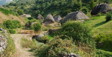 Braña de la Pornacal - Cosas que hacer en el Parque Natural de Somiedo