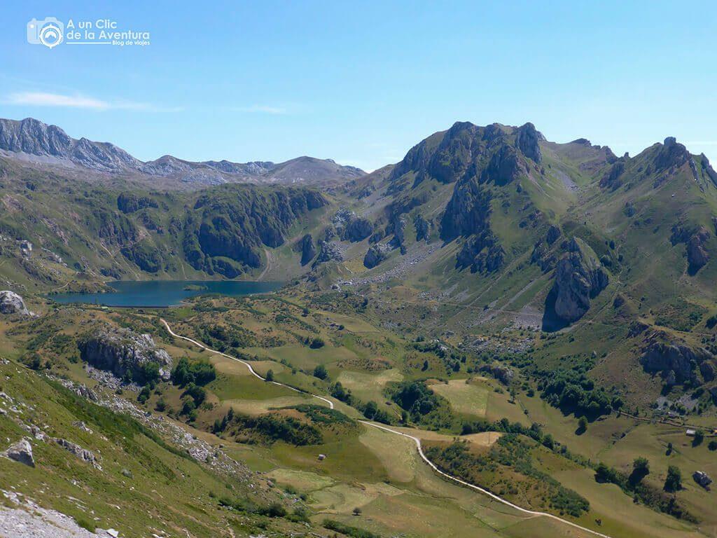 Lago del Valle - Cosas que hacer en el Parque Natural de Somiedo