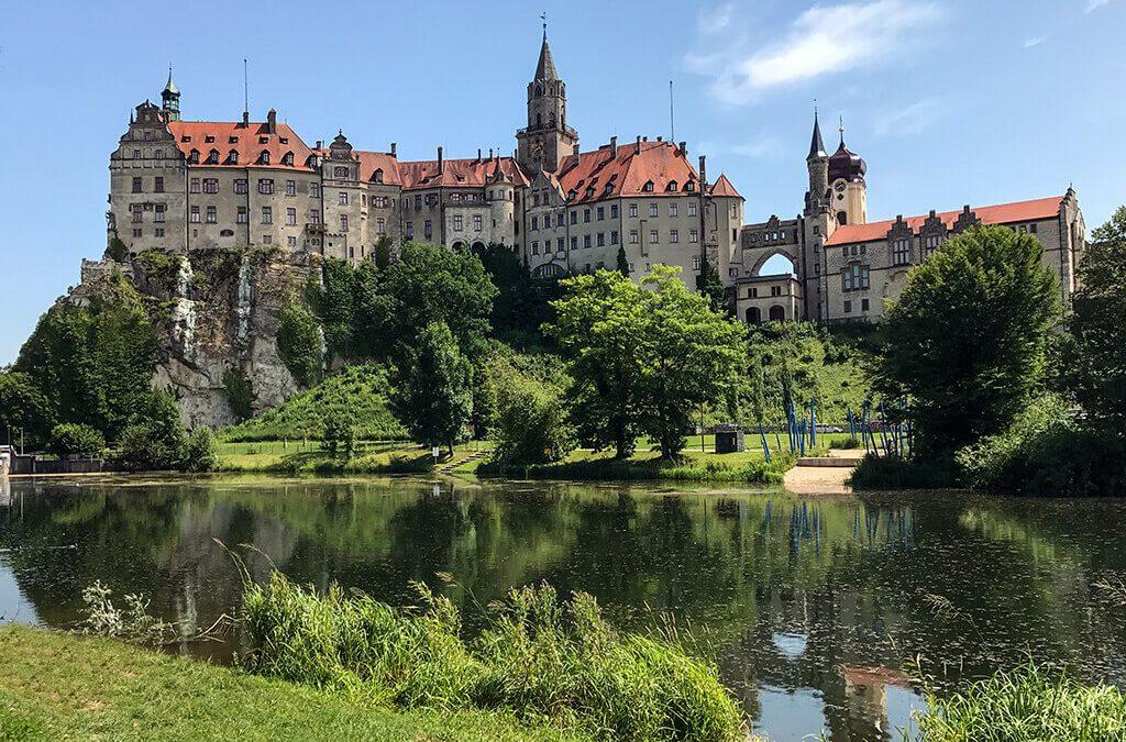 El Castillo Hohenzollern Sigmaringen, un castillo de cuento asomado al Danubio