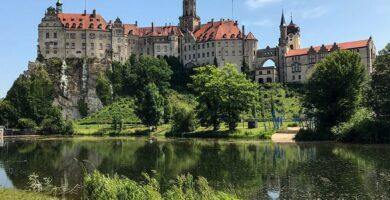 Castillo Hohenzollern Sigmaringen