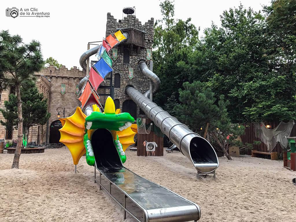 Castillo de Limerick - guía para visitar Europa Park