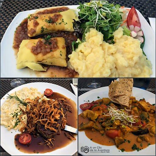 Especialidades culinarias de Sigmaringen - Restaurante Bootshaus