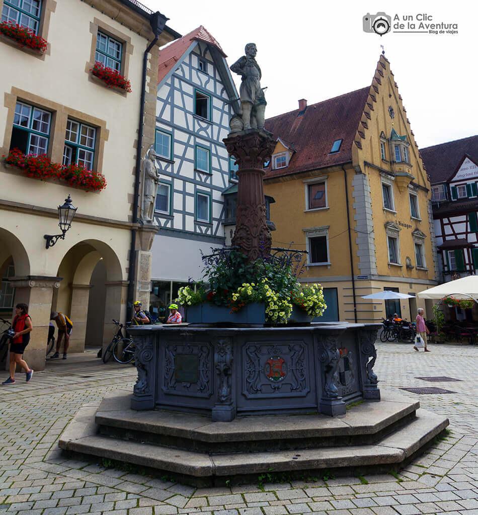 Fuente de Sigmaringen