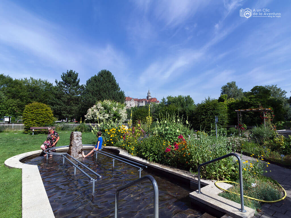 Jardin Kneipp de Sigmaringen