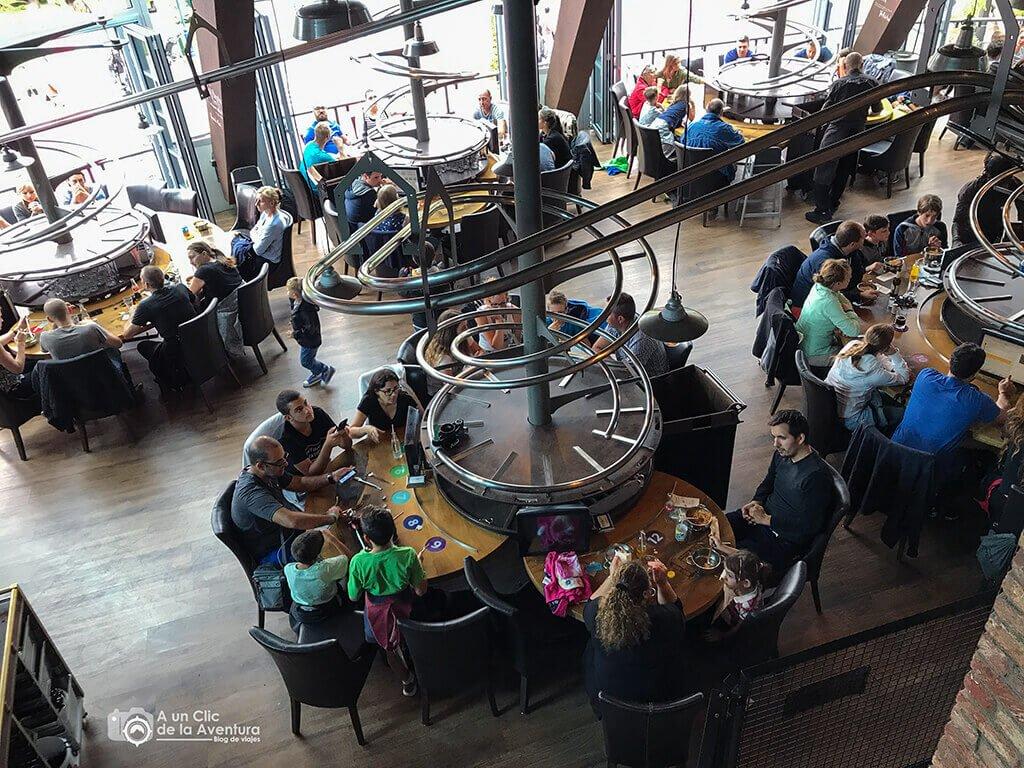 Restaurante Food Loop - guía para visitar Europa Park