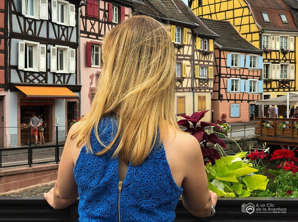 La Petite Venise en Colmar - pueblos más bonitos de Alsacia