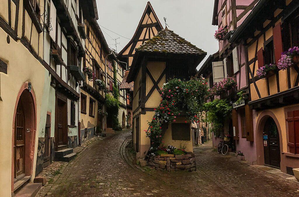 Los pueblos de Alsacia en los que creerás estar en un cuento