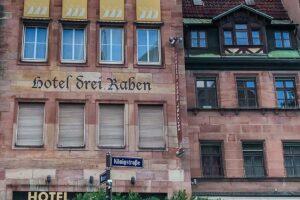 Hotel Drei Raben de Núremberg