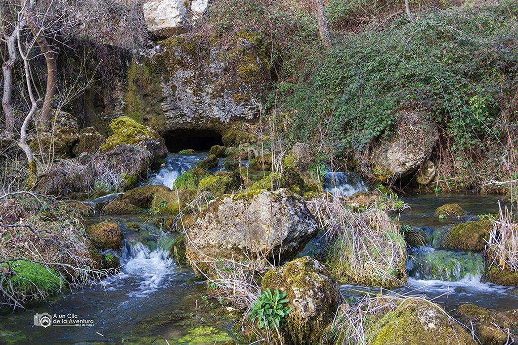 La Fuentona - ruta por el Alto Rudrón