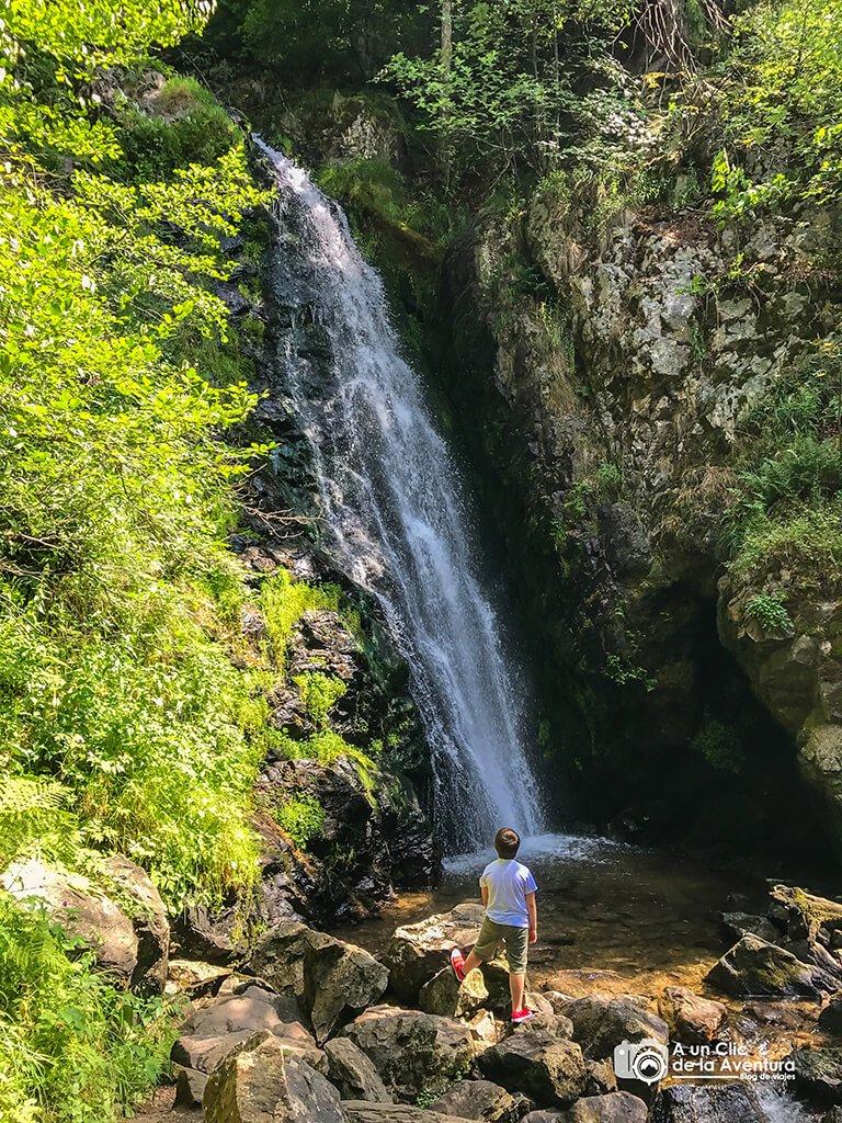Cataratas Todtnau, ruta por la Selva Negra en coche