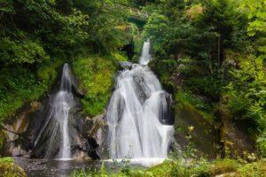 Cataratas Triberg, ruta por la Selva Negra en coche