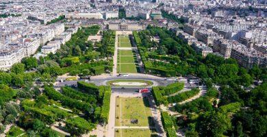 Ciudades para visitar - París