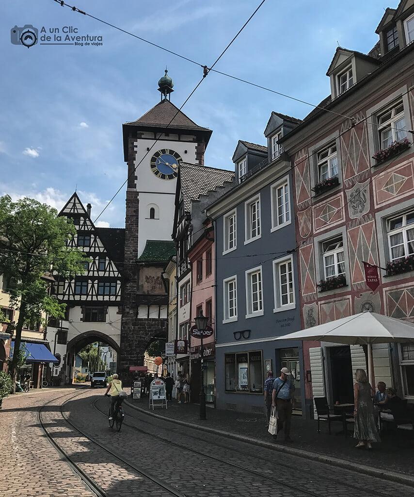 Friburgo de Brisgovia, ruta por la Selva Negra en coche