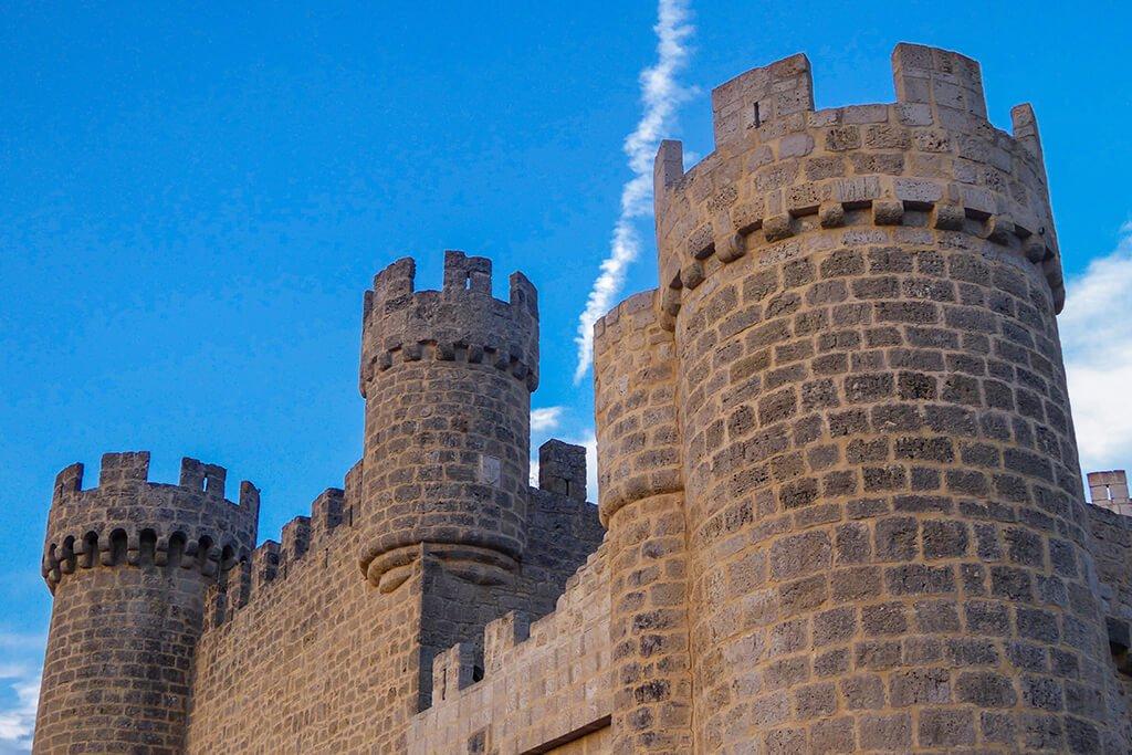 Monumentos Castillo de Sasamón