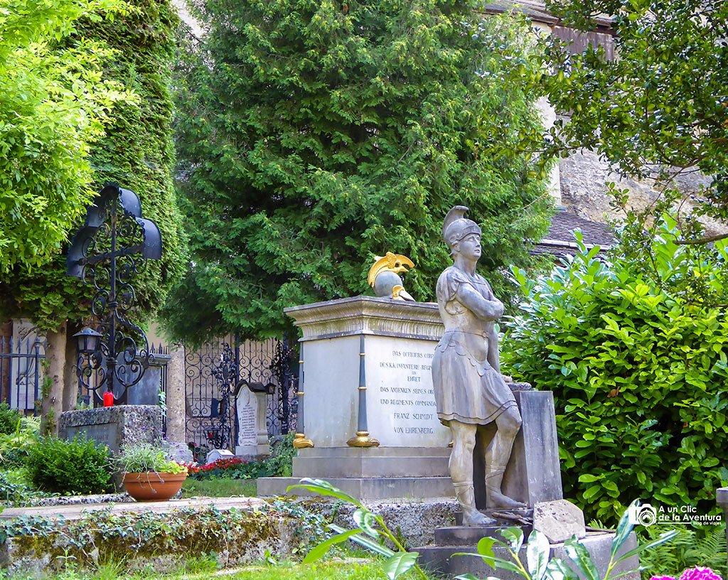 Cementerio de San Pedro en Salzburgo - qué ver en Salzburgo