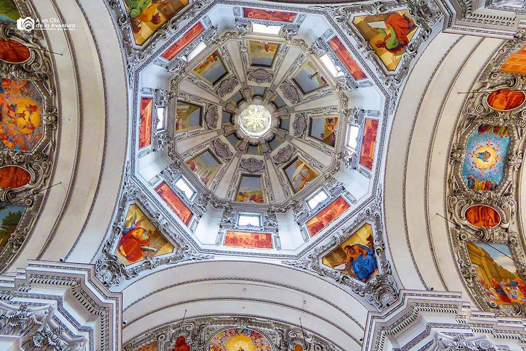Cúpula de la Catedral de Salzburgo - qué ver en Salzburgo