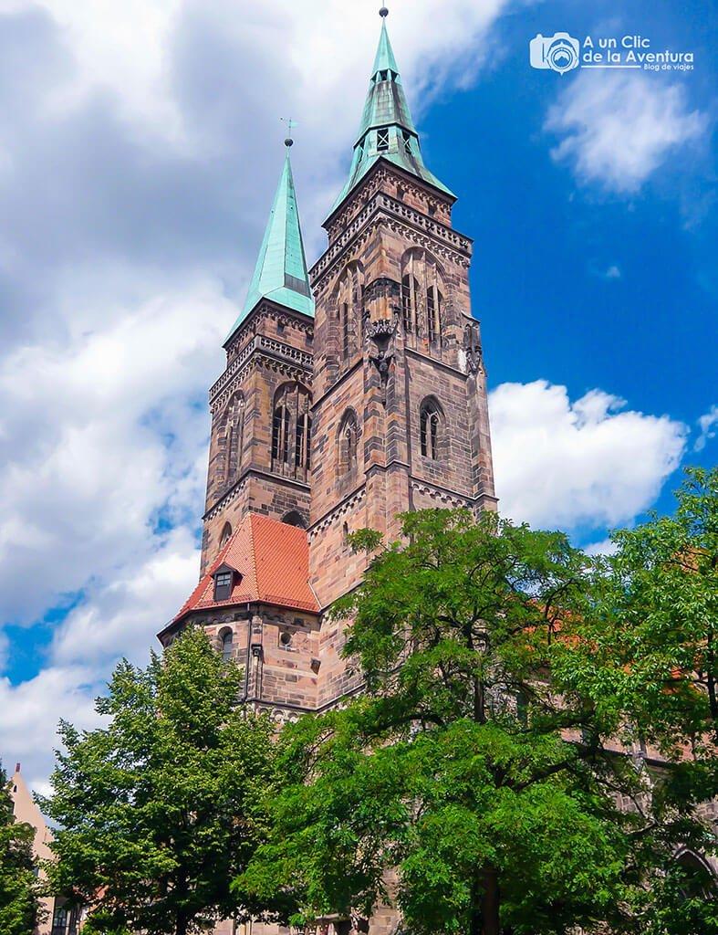 Iglesia de San Sebaldo - qué ver en Núremberg