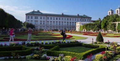 Palacio Mirabell - qué ver en Salzburgo