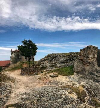 Castillo de Hacinas, Sierra de la Demanda de Burgos