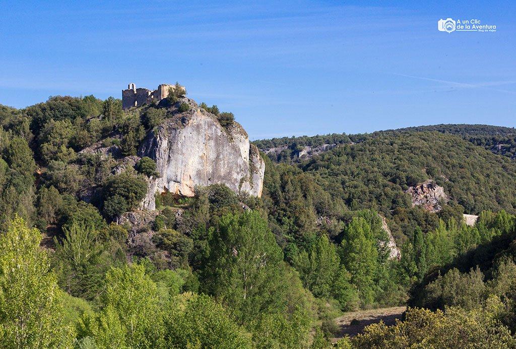 Ermita de San Pelayo en el Valle del Arlanza