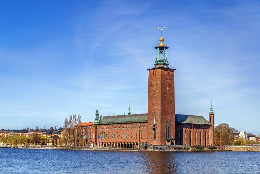 Ayuntamiento de Estocolmo en Kungsholmen - que ver en Estocolmo